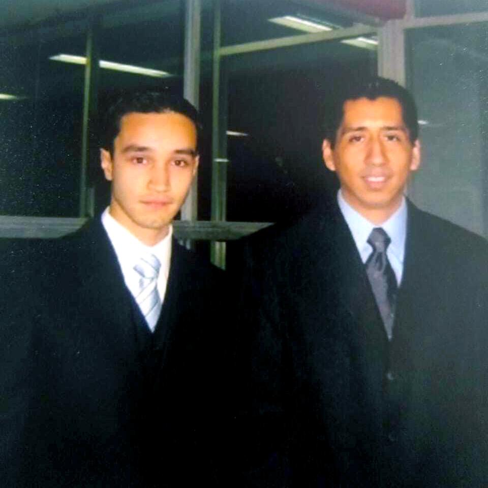 Jorge y Javier