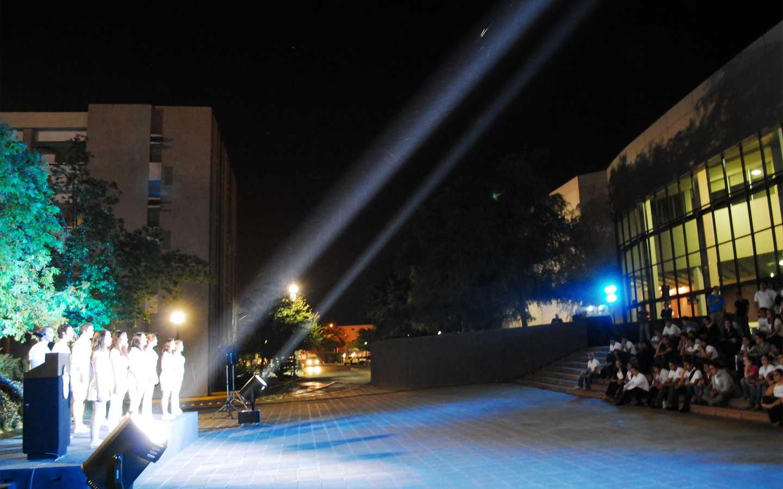 Guardia de Honor nocturna