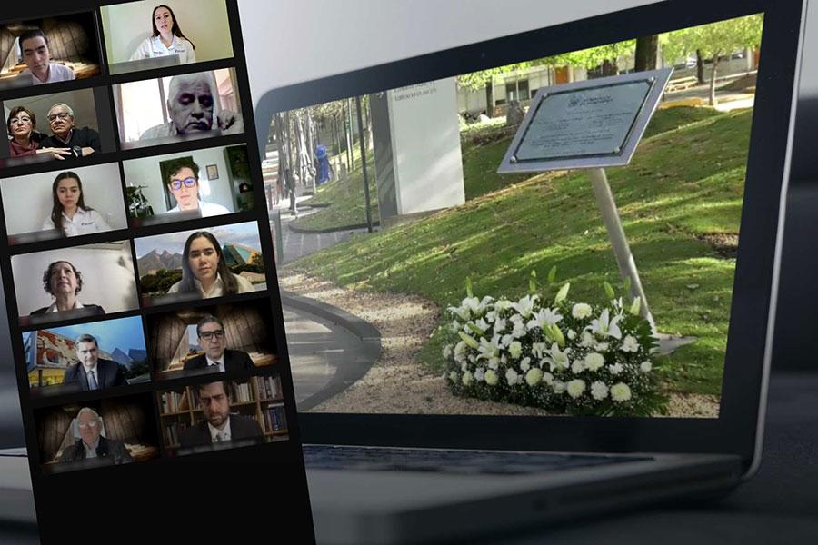 Guardia de honor virtual